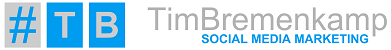 Tim Bremenkamp | Social Media Marketing Retina Logo